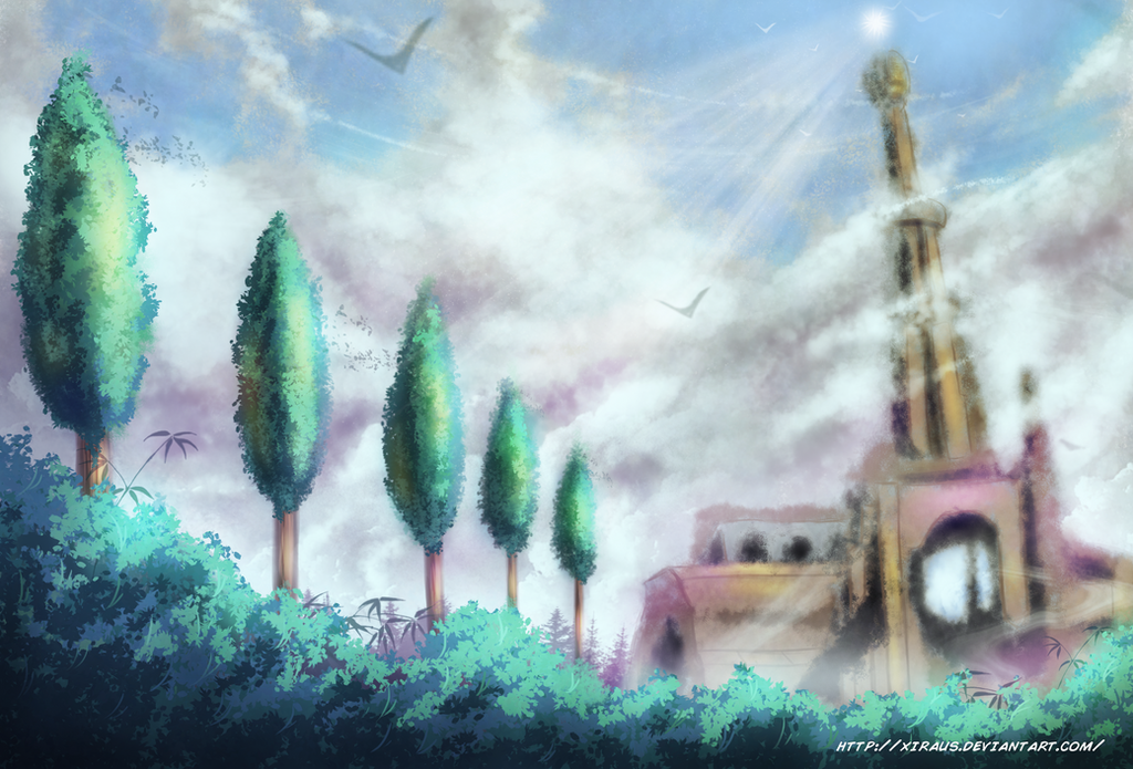 Cathedral by Xiraus