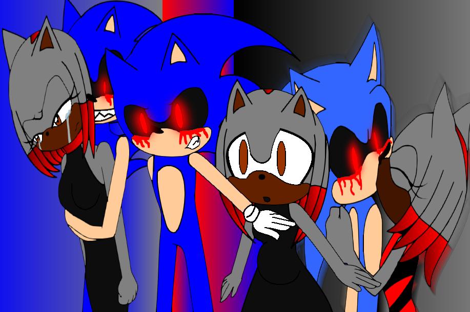 Sonic exe story deviantart | Sonic  2019-03-29