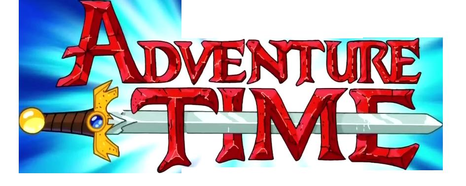 Render Adventure Time Logo By Jailboticus On Deviantart