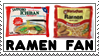 Ramen Fan Stamp by Jailboticus