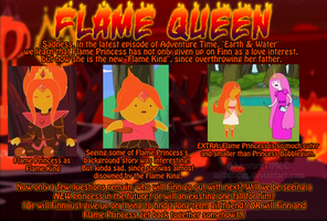 Flame Queen by Jailboticus