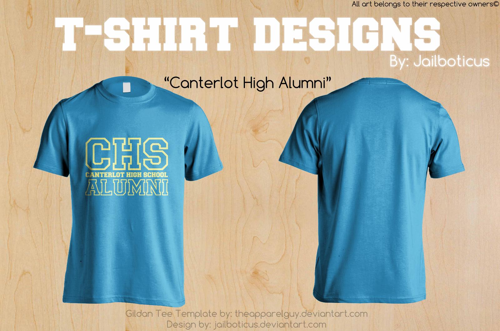 High School T Shirt Designs Ideas