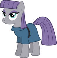 VECTOR - Maud Pie by Jailboticus