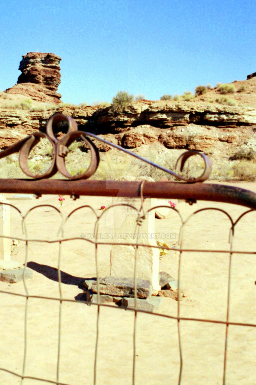 Scenes From a Ghost Town-West