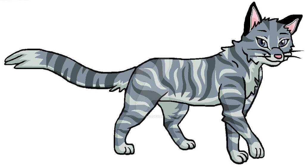 Warrior Cats Blossomkit Warriors Silverstream by