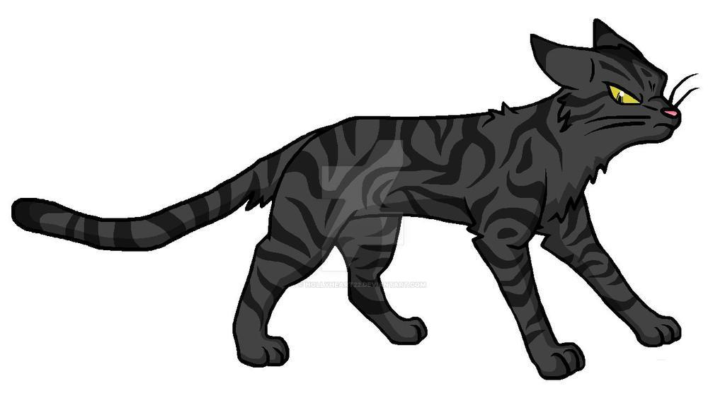 Warrior Cats Darkstripe And Brindleface