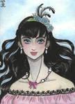ACEO art trade-Shuuko