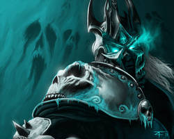 The Lich King by Callthistragedy1