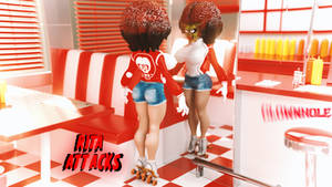 Rita Attacks by ClownHole
