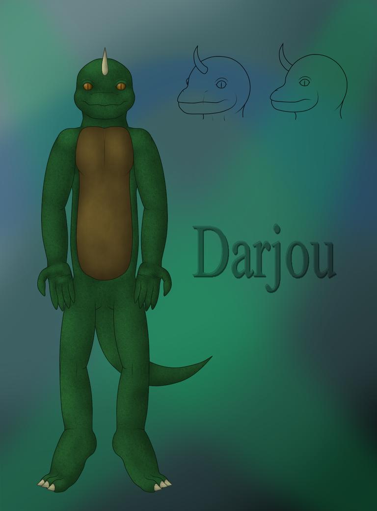 A Darjou by AileSombre