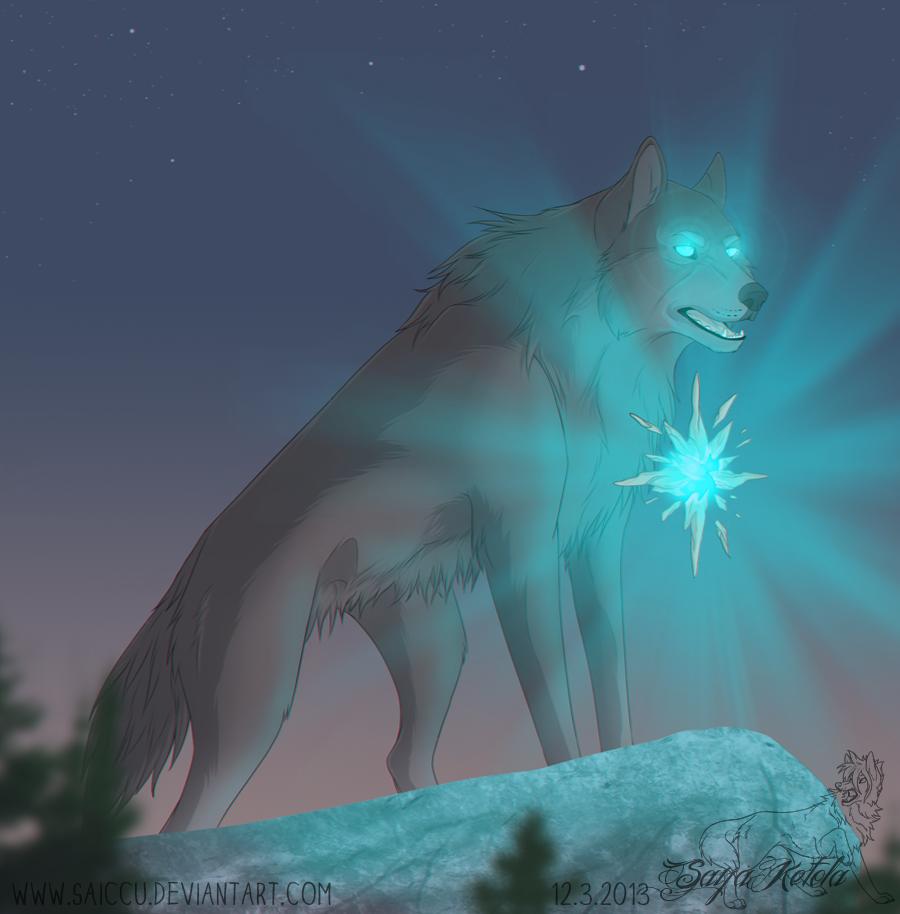Bright by Saiccu