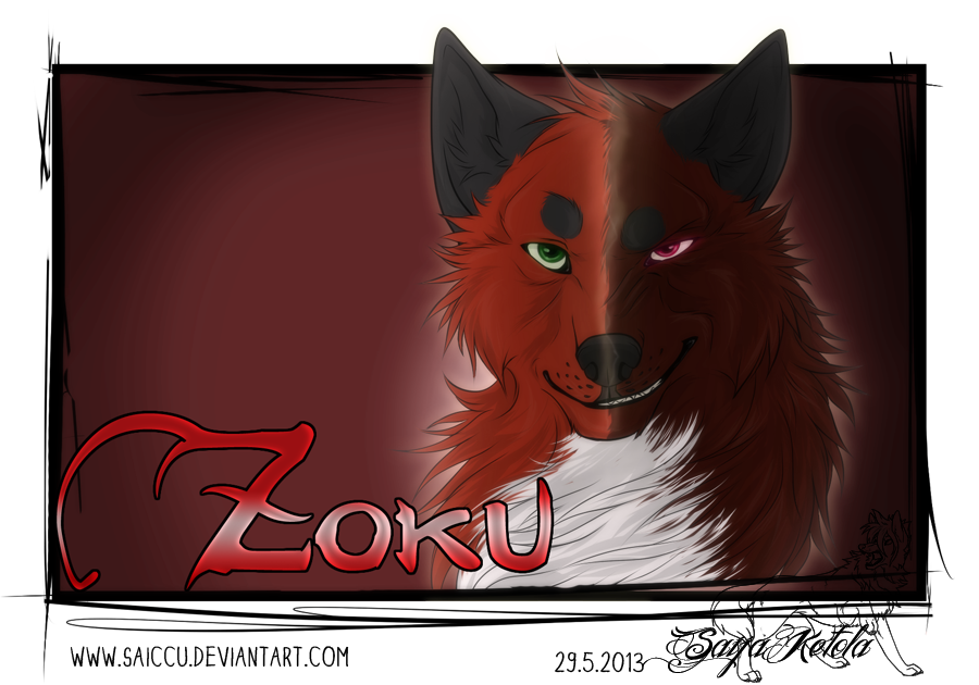 Badge :: Zoku by Saiccu