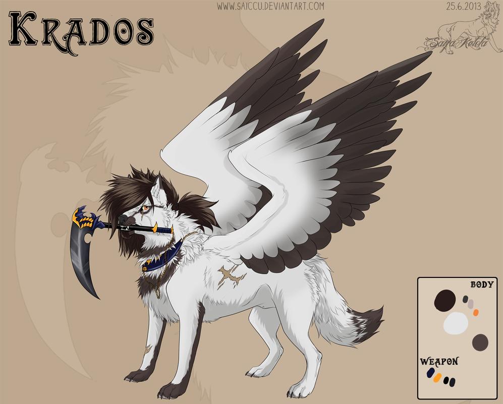 Krados .:Reference sheet:. by Saiccu