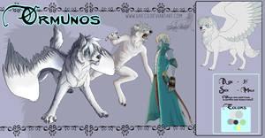 Ormunos .:Reference sheet:. by Saiccu