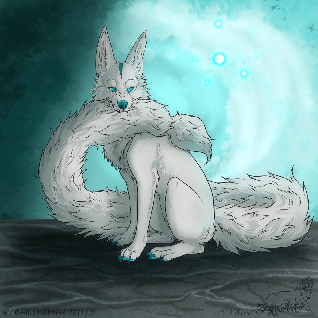 Turquoise dreams by Saiccu