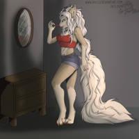 Too foxy for you by Saiccu