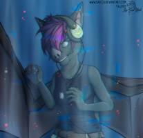 The glitch by Saiccu