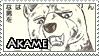 Akame stamp by Saiccu