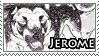 Jerome stamp by Saiccu