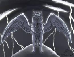 Thunderstorm by Saiccu