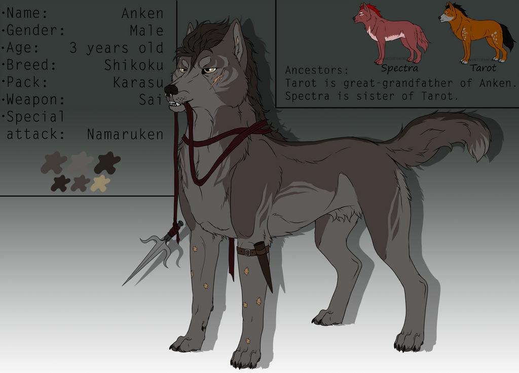 Anken .:Reference sheet:. by Saiccu
