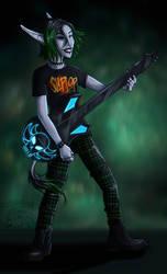 Punk never dies! by Saiccu