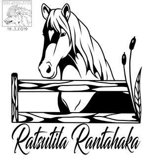 Ratsutila Rantahaka logo