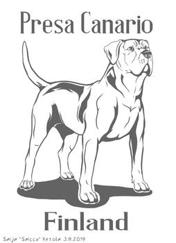 Presa Canario  logo