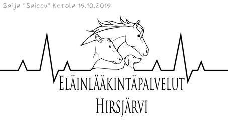 Logo commission Elainlaakintapalvelut Hirsjarvi
