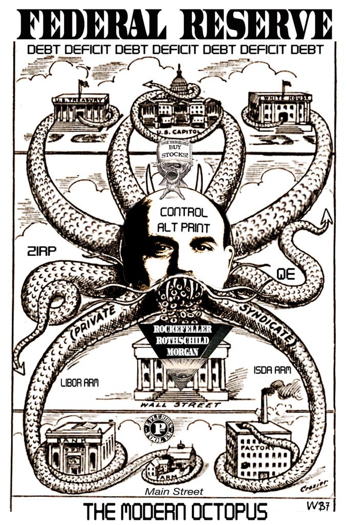 E. Plurbus Fool'em: The Modern Day Kraken by Novuso