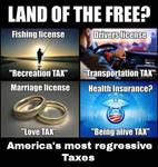 Americas Most Rregressive Taxes