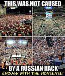 Not a Russian Hack