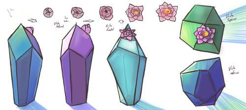 Bocetos color by Pablo-M