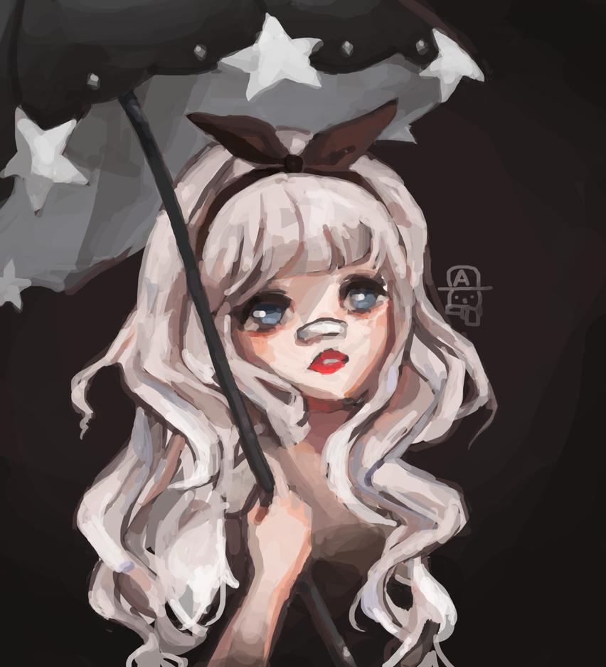 Stars in the dark by auntiemagic
