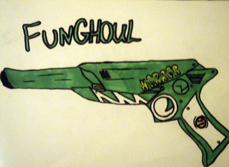 party poison gun - photo #45