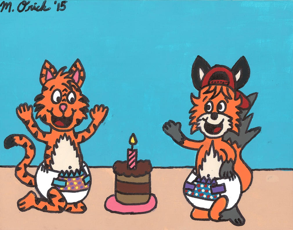 Brian's Birthdaycake by wiimaster306