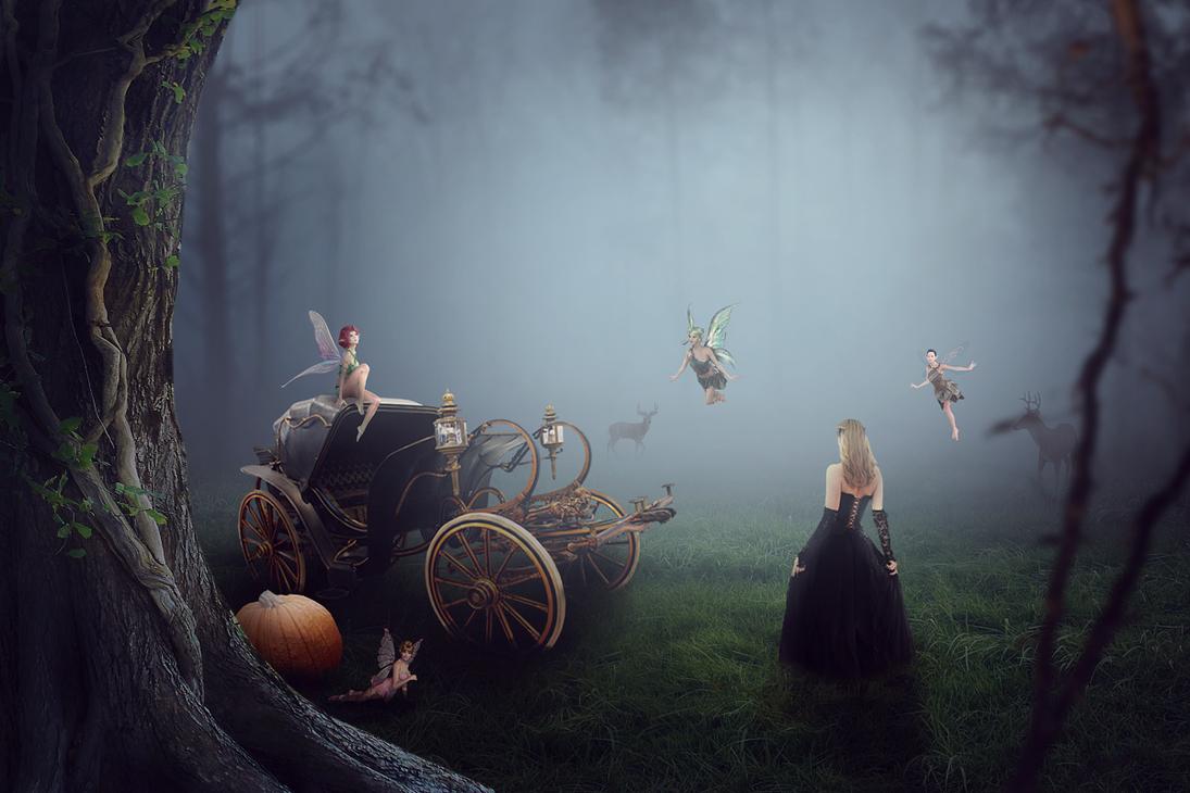 Cinderela by Karin333