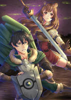 The Shield Hero by ZephX