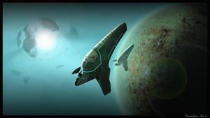 Space marauders by vianreps