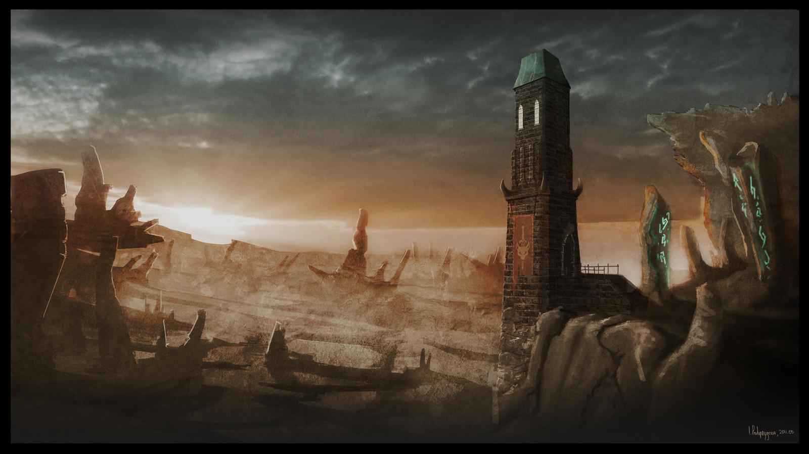 watchtower by vianreps