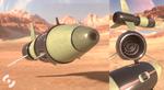 Rocket 1S [Game-ready hard-surface model] by SkarabeyDM