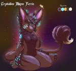 Crystalline Alcove Ferrin
