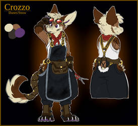 Crozzo the Blacksmith