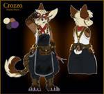 Crozzo the Blacksmith