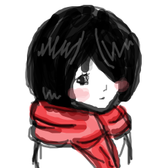 Shy Girl by kokoro-mika