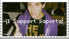 I Support Saporta Stamp by Roxymmadog