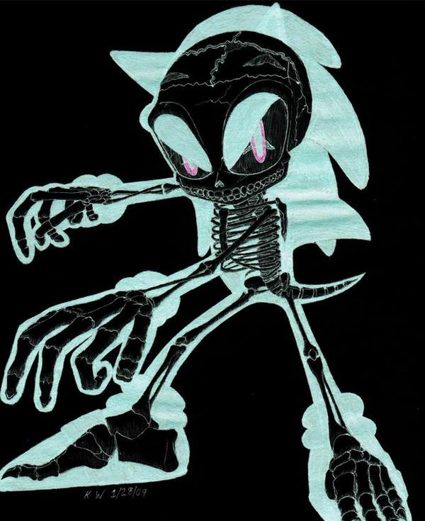 Bones Sonic: Inverted by KaDoYuu