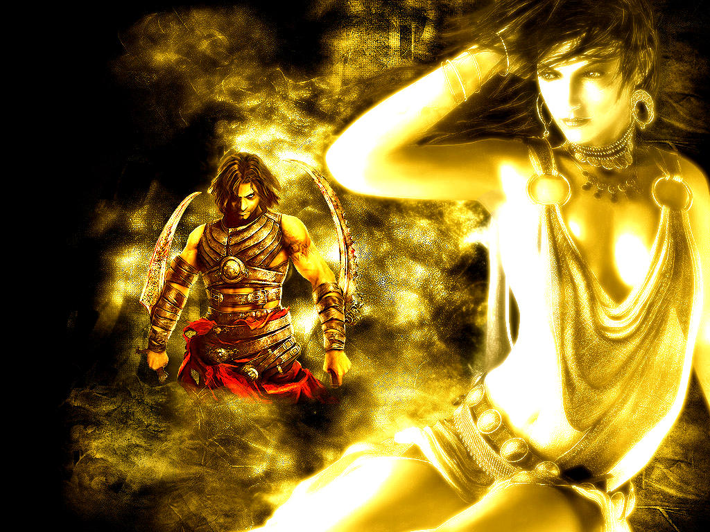 prince of persia by BoogieIVIan