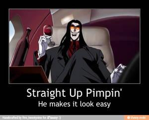 Alucard the Pimp