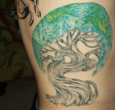 Tree of Life Tattoo by ~jv62ford on deviantART